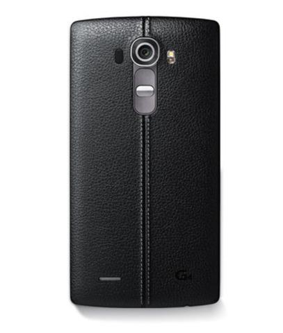 LG G4 : Le téléphone intelligent le plus ambitieux (Groupe CNW/LG Electronics Canada)