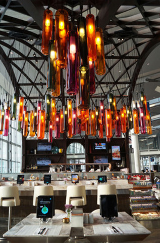 Toronto Pearson's Terminal 1 welcomes Marathi, an Indian-style dining concept developed by Toronto chef Hemant Bhagwani. (CNW Group/Toronto Pearson International Airport)