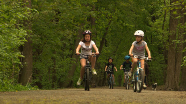 Video: B-Roll Active Healthy Kids