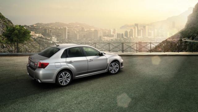 2014 Subaru Impreza WRX STI Tsurugi Edition (CNW Group/Subaru Canada Inc.)
