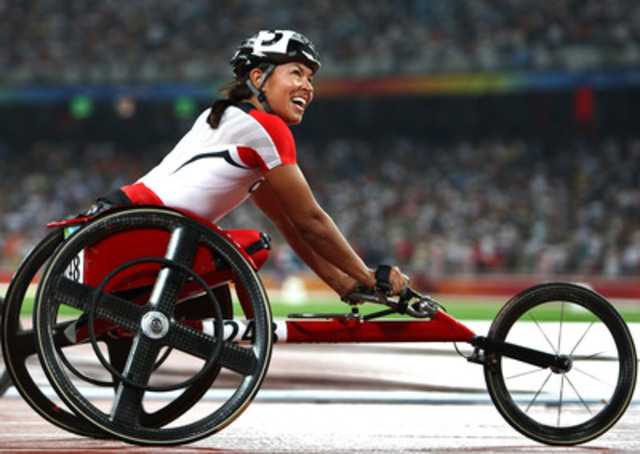 The Canadian Paralympic Committee is pleased to announce that five--time Paralympian Chantal Petitclerc (Montreal, Que.) has been named Team Canada's Chef de Mission for the Rio 2016 Paralympic Games, marking exactly two years to go until competition begins in Rio. (CNW Group/Canadian Paralympic Committee (CPC))