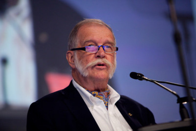 New president Dr. Granger Avery charts course for collaborative approach for the future of health care (CNW Group/Canadian Medical Association)
