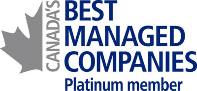 Best Managed Platinum (CNW Group/All Weather Windows Ltd.)