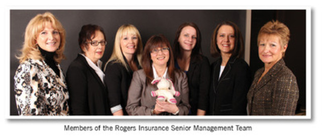 Rogers Insurance Ltd. has been named one of Alberta's Top Employers for the seventh time since 2006, the year the designation was created. This annual competition is organized by the editors of Canada's Top 100 Employers. This special designation recognizes employers in Alberta from all industries who are leaders in offering exceptional places to work. (CNW Group/Rogers Insurance Ltd.)