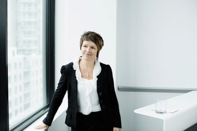 Édith Gaudet, directrice régionale, Fonds régionaux de solidarité FTQ Outaouais (Groupe CNW/Fonds régionaux de solidarité FTQ)