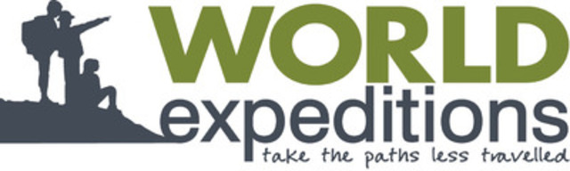 World expeditions take the path less travelled (CNW Group/World Expeditions)