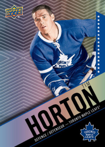 Tim Horton (Groupe CNW/Tim Hortons)