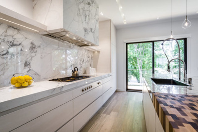 Kitchen, 182 York Mills Road by AB8 Group (CNW Group/AB8 Group)
