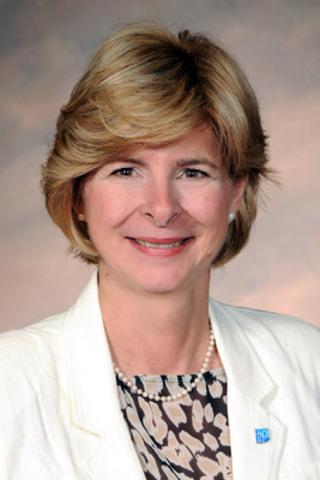 Mme Lyne Parent, la nouvelle présidente de l'AQRP. (Groupe CNW/AQRP - ASSOCIATION QUEBECOISE DES RETRAITE(E)S DES SECTEURS PUBLIC ET PARAPUBLIC)