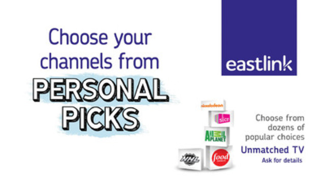eastlink delivers unmatched tv new national campaign
