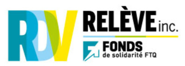 RDV Relève Inc.MC is a joint initiative of the Fonds de solidarité FTQ and the Board of Trade of Metropolitan Montreal (CNW Group/Fonds de solidarité FTQ)