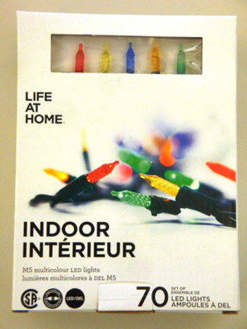 Life at Home Indoor Lights Box (CNW Group/Loblaw Companies Limited)