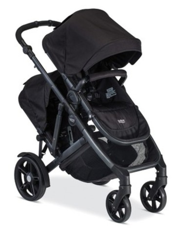 2017 Britax B-Ready Stroller With Second Seat (Groupe CNW/Britax Child Safety, Inc.)