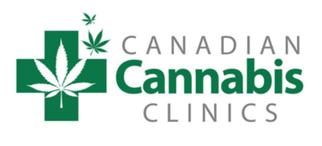 Canadian Cannabis Clinics - http://www.cannabisclinics.ca/ (CNW Group/Canadian Cannabis Clinics)