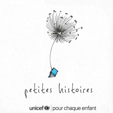 Dans le cadre des « Petites histoires », des écrivaines et écrivains composent environ sept lignes pour souligner les droits de l'enfant. (Groupe CNW/UNICEF Canada)