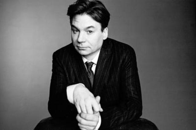 Mike Myers. Photo credit © Tom Munro. (CNW Group/Penguin Random House Canada Limited)