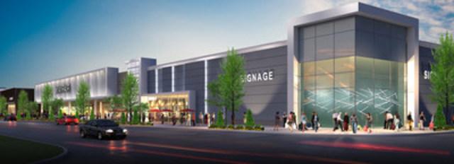 Mayfair Shopping Centre (CNW Group/Ivanhoé Cambridge)