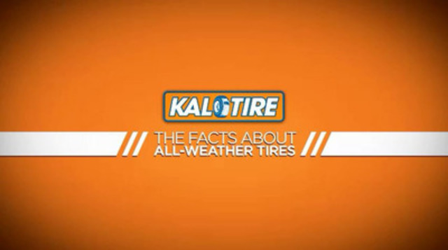 Video: Michael Kinghorn, Kal Tire Product Specialist, explains the difference between all-weather and all-season tires