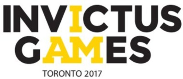 Invictus Games Toronto 2017 (CNW Group/Invictus Games Toronto 2017)