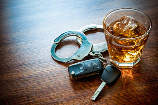Toronto Hydro is encouraging drivers to not drink and drive this holiday season. (CNW Group/Toronto Hydro Corporation)