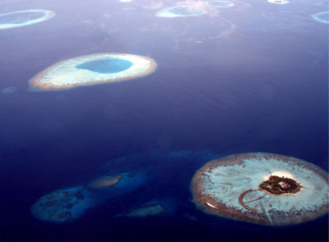 The Refugees of the Blue Planet - Atolls of the Maldives (CNW Group/TVO)