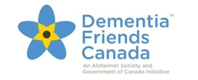 Dementia Friends Canada (CNW Group/Dementia Friends Canada)