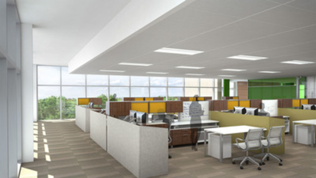 Workspace (CNW Group/Imperial Oil Limited)