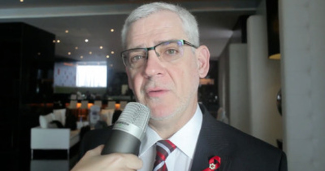 Video 2 English Comments from Dr. Julio Montaner, director of the BC Centre for Excellence: Panama and the BC Centre for Excellence in HIV/AIDS sign a memorandum of understanding (MOU) to partner in the global fight against HIV/AIDS through the implementation of the made-in-B.C. strategy.