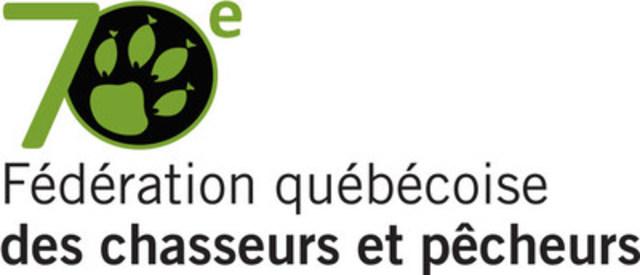 LOGO: Fédération québécoise des chasseurs et pêcheurs (Groupe CNW/Fédération québécoise des chasseurs et pêcheurs)