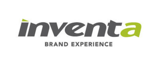 The Inventa Brand Experience Logo (CNW Group/Inventa Sales & Promotions Inc.)