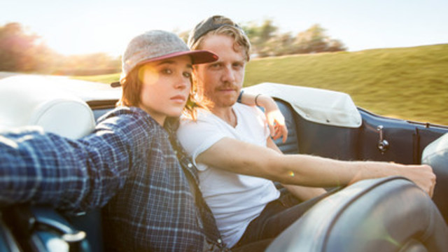 Hosts Ellen Page and Ian Daniel, Gaycation (CNW Group/Rogers Media)