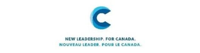 Logo : Nouveau Leader. Pour le Canada. (Groupe CNW/Chong.ca)