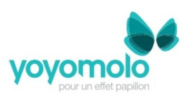 Logo : Yoyomolo (Groupe CNW/Yoyomolo)