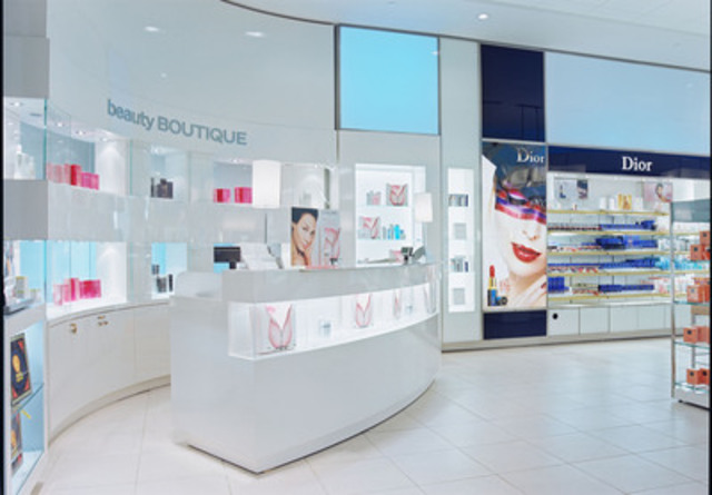 Now celebrating its 50th anniversary, Shoppers Drug Mart is a trusted provider of health care products and services, and a preferred destination for the beauty and convenience categories. In 2003, Shoppers Drug Mart introduced its first BeautyBOUTIQUE; today, there are more than 310 BeautyBOUTIQUES/galerieBEAUTÉ across Canada. (CNW Group/Shoppers Drug Mart Corporation)