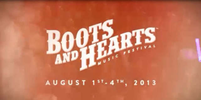 Official Boots and Hearts 2013 After Movie