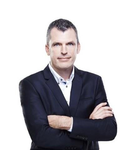 Mr. Benoit De Villiers, Executive Vice-President, Ergoresearch Ltd (CNW Group/Ergoresearch Ltd)