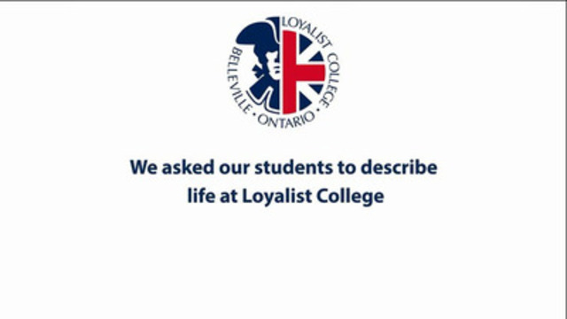 Video: Loyalist College launches new fully responsive website