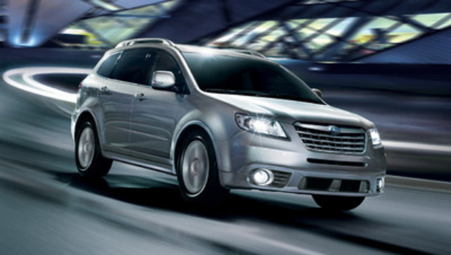 2013 Subaru Tribeca (CNW Group/Subaru Canada Inc.)