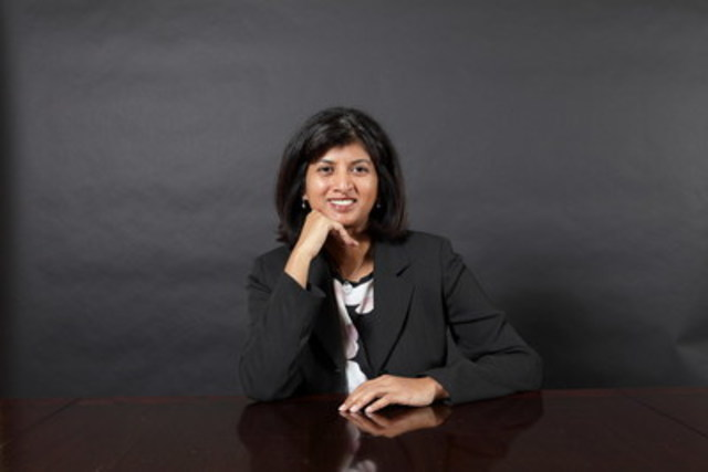 Compensation Vice President Anne Peiris joins Accompass from Mercer (CNW Group/Accompass)