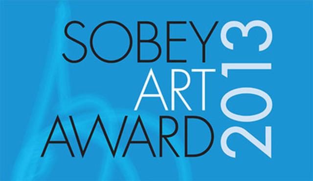 2013 Sobey Art Award (CNW Group/Art Gallery of Nova Scotia)