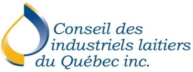 Logo : Conseil des industriels laitier (Groupe CNW/Conseil des industriels laitiers du Québec (CILQ))