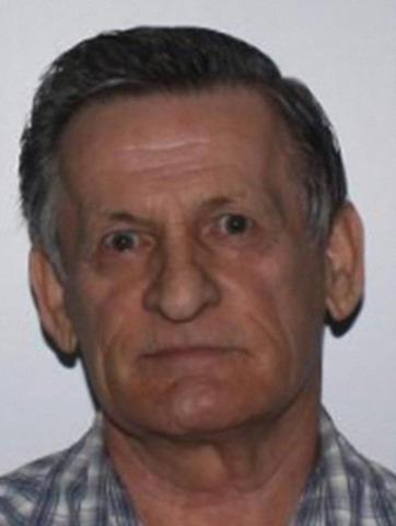 Serge Hamel, 71 ans, de Vaudreuil-Dorion (Groupe CNW/Sûreté du Québec)