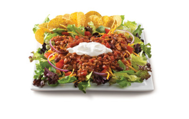Taco Supremo Salad (CNW Group/Wendy's Restaurants of Canada)