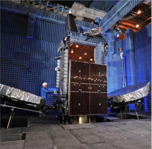 Star One C3 satellite (CNW Group/Com Dev International Ltd.)
