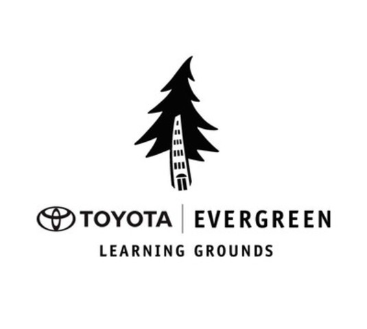 Toyota and Evergreen partnership brings outdoor learning to life on over 6,000 Canadian school grounds. (CNW Group/Evergreen)