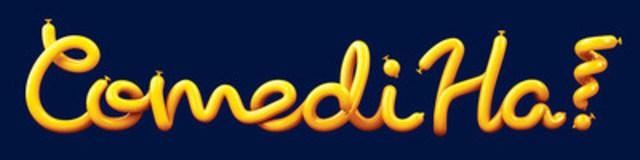 Logo : ComediHa! (Groupe CNW/QuébeComm)