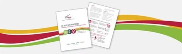 Au-delà des frontiers : L'Intégration et l'avancement des femmes en biotechnologie, un rapport sur le marché du travail de BioTalent Canada (Groupe CNW/BioTalent Canada)