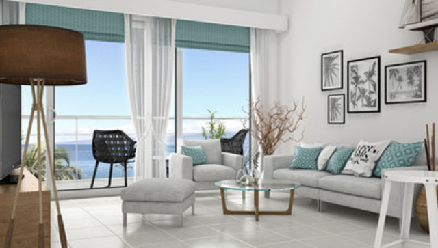 Buy An Ocean View Condo or Villa for $69K! (CNW Group/IsleVision Investment Group)