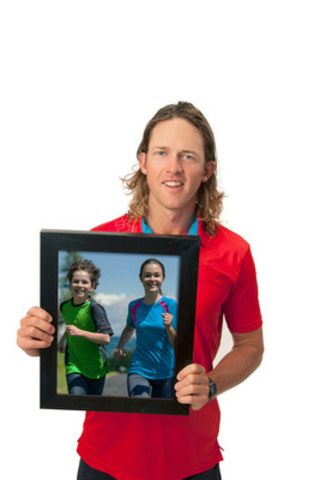Golfer David Markle, 28, is fighting for youth living with diabetes (CNW Group/Canadian Diabetes Association)