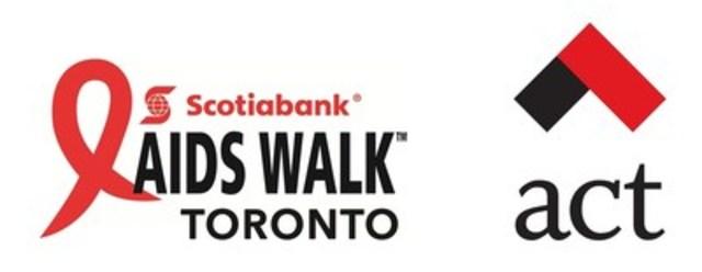 Scotiabank AIDS Walk Toronto and AIDS Committee of Toronto (CNW Group/AIDS Committee of Toronto)